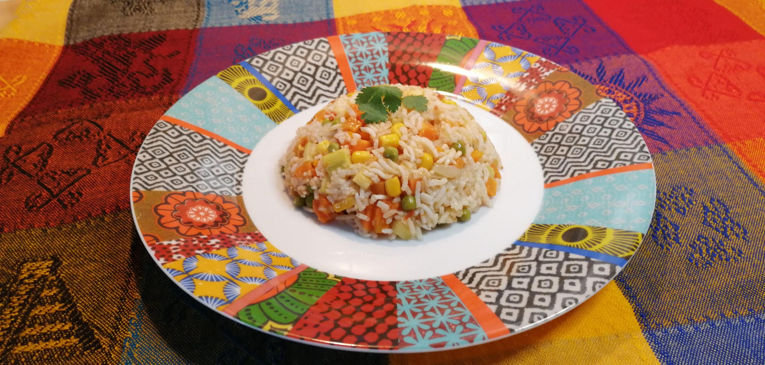 Recette de riz à la mexicaine