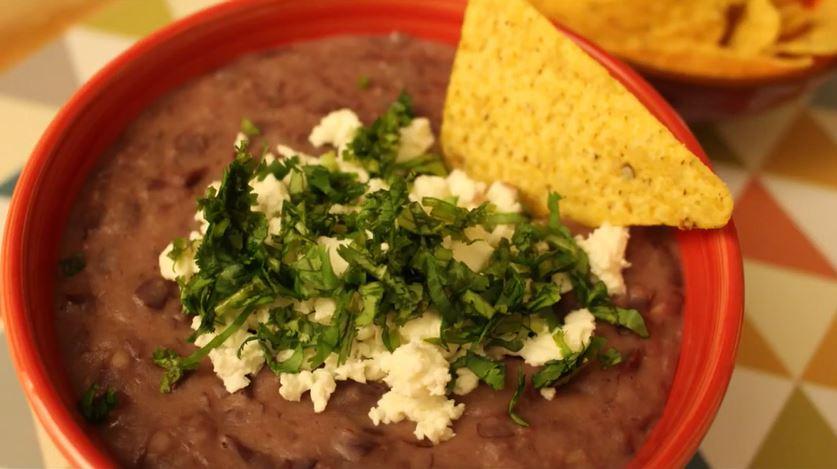 Recette mexicaine des fameux Frijoles