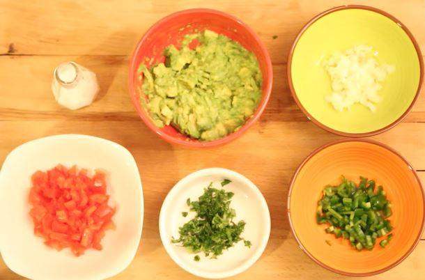 Recette mexicaine du guacamole